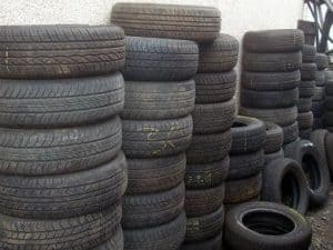 tyre trouble