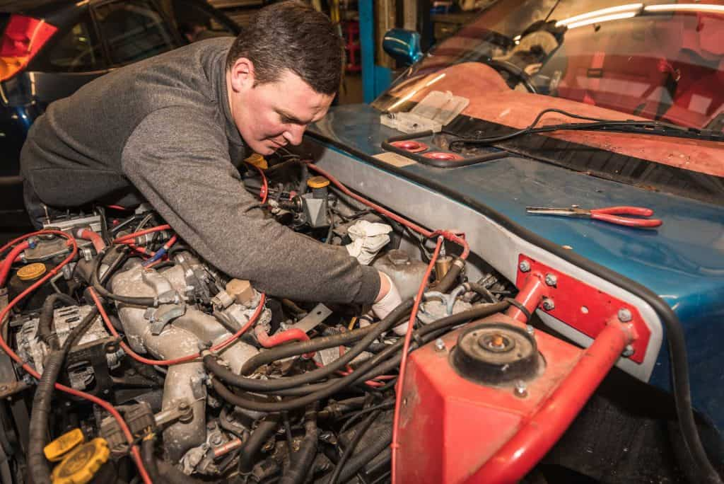 Darren - Bushey Hall Service Technician